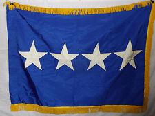 flag792 Ww 2 Us Air Force 4 Star General fringe Phila Quartermaster