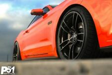 """20"""" P51 FLOWFORGED WHEELS RIMS FOR FORD MUSTANG V6 GT ECOBOOST 2015 - PRESENT"""