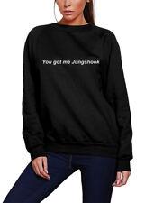 You Got Me Jungshook KPOP Youth & Womens Sweatshirt
