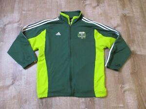 Portland Timbers Adidas Full Zip Up Track Athletic Jacket: Youth Medium  10/12