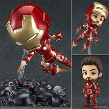 Nendoroid IronMan Marvel's TheAvengers 543# Mk43 Ultron Sentinel Figure Figurine