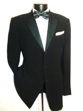 Amazing Giorgio Armani Black Label Tuxedo Jacket, 3Button 44L Made in Italy