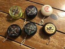 Yomega X-Brain and Duncan Lot of 6