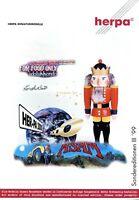 Herpa Sondereditionen 1999 III/99 Prospekt D+GB Modellautos brochure model cars