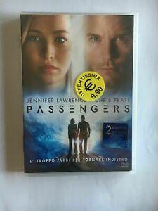 PASSENGERS DVD - (2017) *** Contenuti Speciali ***......NUOVO