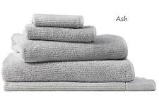 1 X Sheridan Trenton 100 Cotton Hand Towel Ash