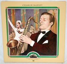 Charlie Barnet ~ Time-Life Big Bands ~ 2 LP Vinyl Records ~ Half Speed Mastered