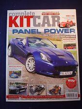 Complete Kitcar magazine - December 2014 - Issue 95