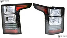 RANGE ROVER L405 AUTOBIOGRAPHY SVR CLEAR LENS BLACK EDITION PAIR OF REAR LIGHTS