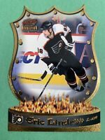 1997-98 Pacific Revolution NHL Icons #8 Eric Lindros Philadelphia Flyers DieCut