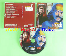 CD 50 ANNI DI ROCK 1 CANZONI IN ROCK compilation 2004 SANTANA DYLAN*WHO(C22**)