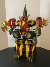 Max OhJa Abaranger/ MaxOhJa / Mezodon Megazord Power Rangers Dino Thunder