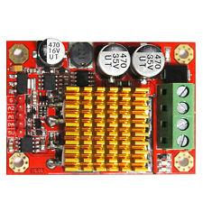 High Power 30A DC Motor Drive Module H-Bridge Single-Way Motor Controller Driver