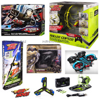 Air Hogs R/C Drones/Rollercopter/Jetpack Hero/Batwing & More - Brand New & Boxed