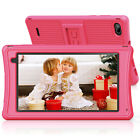 Jeemak 7 Inch Dual Kids Tablet Bluetooth Wifi Android 10 Learning Tablets Gift