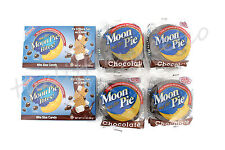 AMERICAN IMPORT MOON PIE CHOCOLATE COMBO PACK AMERICAN IMPORT CANDY