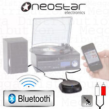 Neostar btr10 Plug 'n' Play Wireless Bluetooth Receptor 3.5 mm/rca Adaptador De Audio