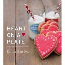 (Very Good)-Heart on a Plate: Heart-Shaped Food For the Ones You Love (Hardcover