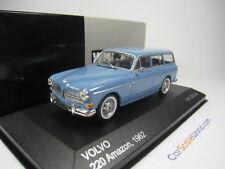 VOLVO 220 AMAZON 1962 1/43 WHITEBOX (BLUE)