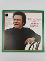 Christmas with Johnny Mathis Vinyl LP Record Columbia Limited Edition LE10196 EX