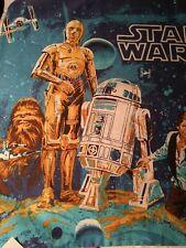 /& Darth Vader Yoda,C3PO,R2D2,Han Solo,Luke,Leia Star Wars Standard Pillowcase 20 x 32