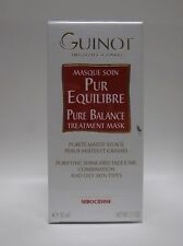 Guinot Pur Equilibre Pure Balance Treatment Mask - 2.1 oz / 50 ml - New in Box