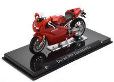 2003 Ducati 999 Testastretta [Atlas 4110109] Rot, 1:24 Die Cast