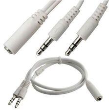 Cavo Adattatore Audio TeKone TO-AV-68 Splitter 2 AuX 3,5mm F - 1 AuX 3,5mm M hsb