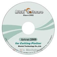 Artcut 2009  logiciel de découpe anglais et français