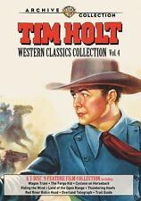 TIM HOLT Oeste CLASSICS COLLECTION, Vol.4 (1940-1952 DVD) 9 PELÍCULAS EN 3 Discs