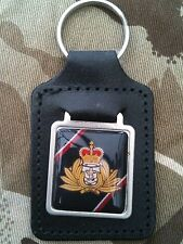 ROYAL NAVY  REGIMENTAL MILITARY  KEY RING / FOB