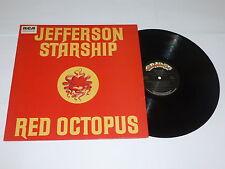 JEFFERSON STARSHIP - Red Octopus - 1975 UK 10-track LP