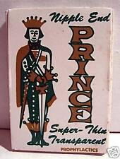 Prince Old Full Condom Pack Circle Rubber Newark NJ