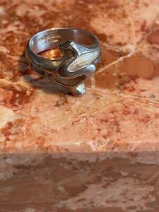 Lapponia (Finnland) Ring silber ca. 18 mm/56