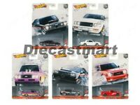 Hot wheels 1:64 Car Culture Power Trip Set of 5 Chevy Buick GMC FPY86-956T New