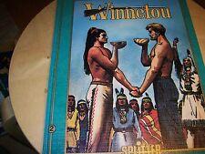 Splitter Comics - Helmut Nickel - Winnetou 2 nach Karl May - Hardcover - TOP