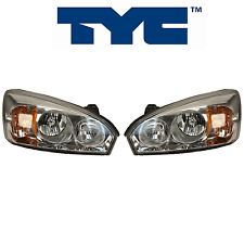 NEW Chevrolet Malibu 2004-2008 Front Left and Right Headlight Assemblies TYC