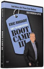 Eric Rhoads' Art Marketing Boot Camp III DVD