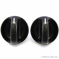 2 pc 2000-2006 fits Tundra Heater A/C or Fan Control Knobs Part Premium Pair