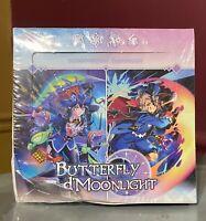 Cardfight Vanguard Butterfly d'Moonlight Booster Box