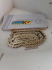Zündapp Super Combinette 429 stabile IGM Marken Gold Kette 106 Glieder 415er