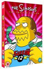 The Simpsons: Complete Season 12 (Box Set) [DVD]