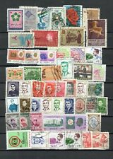 MIDDLE EAST ASIA COLLECTION POSTAL USED STAMP LOT (MEA  100)