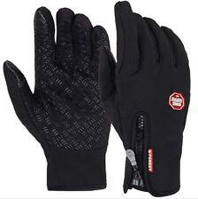 Fahrradhandschuhe Winddichte Sport Skifahren Touchscreen Handschuhe