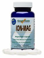 Good State ION-MAG - Ionic Magnesium Capsules - (115 mg each serving)