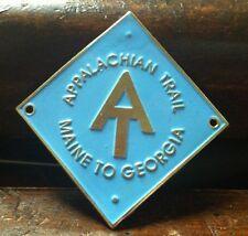 Appalachian Trail AT walking Stick Hiking Medallion NEW staff