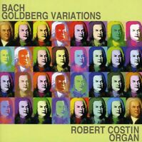 Goldberg Variations - J.S. Bach (CD New) 5060192780291