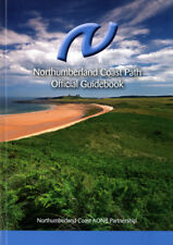 Northumberland Coast Path Official Guide Book by Northumberland County Council