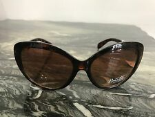 1f2e68c113 New Nanette Lepore Women s Sunglasses Cateye gold brown