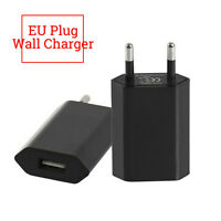 European USB Power Adapter EU Plug Wall Travel Charger for iPhone for Samsung S7